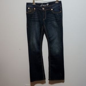 SEVEN 7 Luxe boot cut Jeans